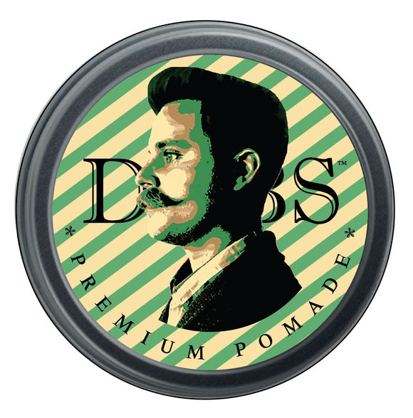 DUBS POMADE - BAY RUM WHOLESALE PKG OF 24 TINS