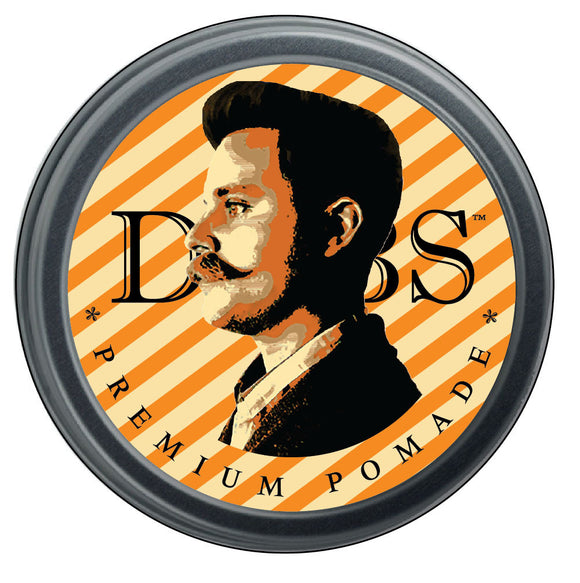DUBS POMADE - CITRUS WOOD WHOLESALE PKG OF 24 TINS