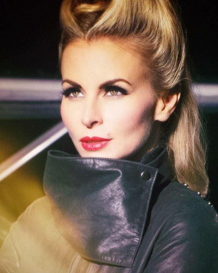 Niki Taylor photography by Jean Renard