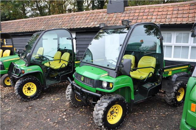 John Deere Gator Utility Vehicle XUV 850D Technical Service Manual