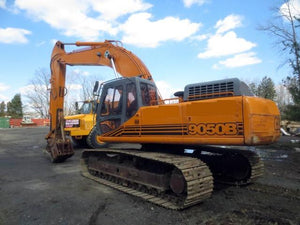 Case 9050B Excavator Workshop Service Repair Manual