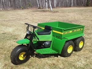 john deere amt600 amt622 \u0026 amt626 all material transporters official workshop service repair technical manual John Deere 820