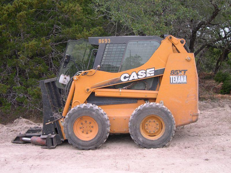 CASE 85XT 90XT 95XT Skid Steer Loader Factory Workshop Service Repair Manual