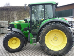 John Deere SE-Traktoren: 6020 6120 6220 6320 6420 And 6520 Tractors Technical Service Repair Manual