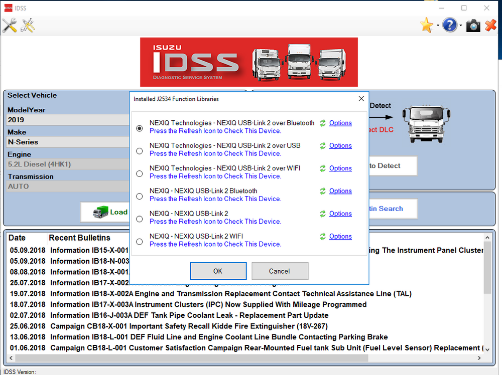 Isuzu IDSS NEW Diagnostic Service System-Full & Latest 2020 Diagnostics Software