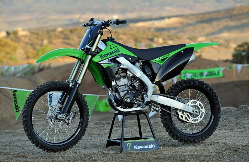Kawasaki KX250F 4-Stroke Workshop Service Repair Manual 2009