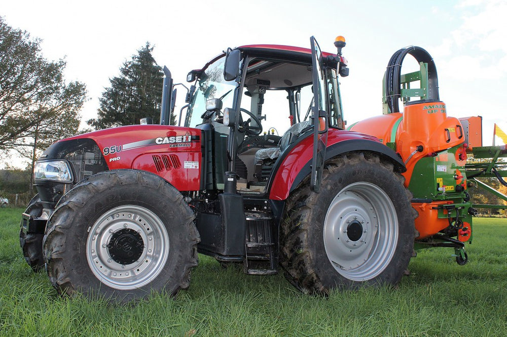 Case IH Farmall 95U 105U 115U Efficient Power Tractors Official Workshop Service Repair Manual