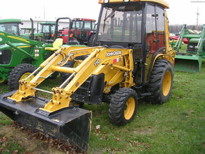 John Deere 110 Backhoe Loader Official Workshop Service Repair Technical Manual