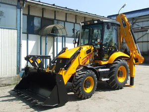 Jcb 3CX 4CX 214 215 217 Backhoe Loader Workshop Manual S/N 460001 to 499999