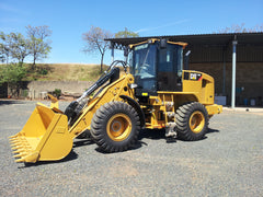 Caterpillar 924H, 924HZ, 928HZ, and 930H Wheel Loader Electrical System Manual Vol 1 & 2