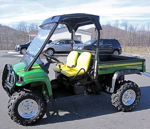 John Deere Gator Utility Vehicle XUV 620i Technical Service Manual