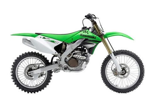Kawasaki KX250F 4-Stroke Workshop Service Repair Manual 2006 2007 2008