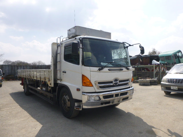 Hino FC6J FC9J FD8J GD8J FG8J GH8J FL8J FM8J FM1A FM2P SG8J FT8J GT8J  Official Workshop Manual