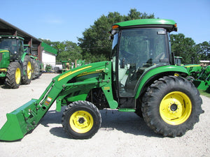 John Deere Compact Utility Tractor 4000 Twenty Series With Cab Technical Service Manual