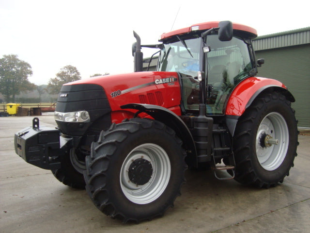 Case IH Puma 195 Puma 210 Tractors With Multicontroller Official Workshop Service Repair Manual
