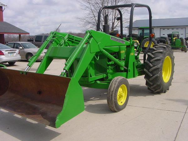 John Deere JD302A Loader & Backhoe Loader Official Workshop Service Repair Technical Manual