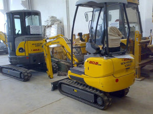 New Holland E20.2SR - E22.2SR - E27.2SR Mini Crawler Excavator Official Workshop Service Repair Technical Manual