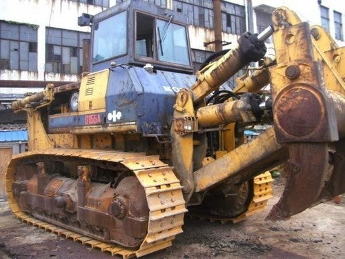 Komatsu D155A-2 Bulldozer Official Workshop Service Repair Technical Manual #1