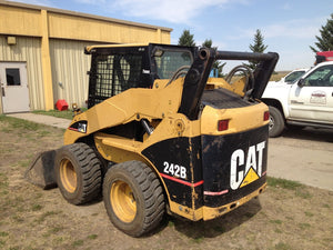 Caterpillar 236B2 242B 242B2 246B 252B 252B2 262B Skid Steer Loaders Hydraulic System Interactive Schematics