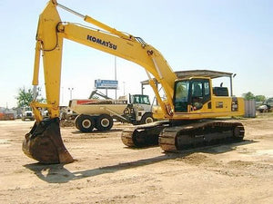 Komatsu PC400-8R PC400LC-8R Hydraulic Excavator Official Workshop Service Manual