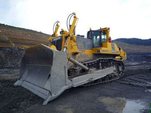 Komatsu Galeo D475A-5 Bulldozer Official Field Assembly Manual