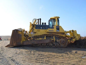 Komatsu D475A-3 Bulldozer Official Workshop Service Repair Technical Manual
