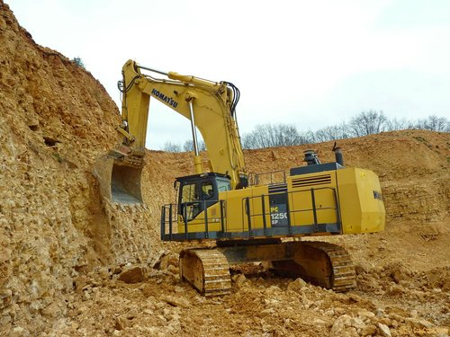 Komatsu PC1250-7 Hydraulic Excavator Official Workshop Service Repair Technical Manual
