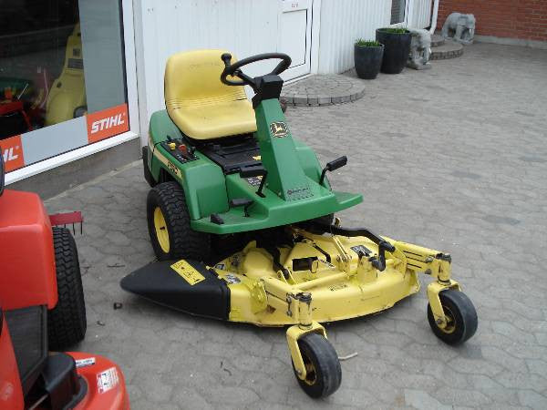 John Deere F510 F525 Residential Front Mower Workshop Service Repair Manual