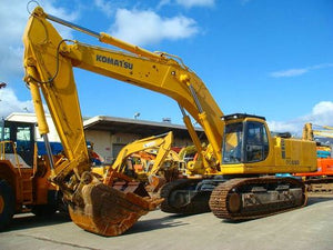 Komatsu PC650-5 PC650SE-5 PC650LC-5 Hydraulic Excavator Official Workshop Service Manual