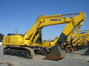 Komatsu PC600-6 PC600LC-6 Excavator Official Workshop Service Repair Technical Manual