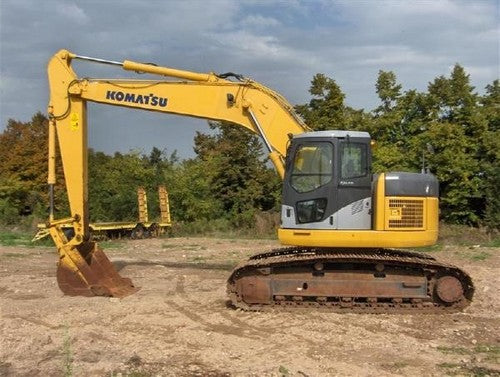 Komatsu PC228US-3 PC228USLC-3 Excavator Official Workshop Service Manual