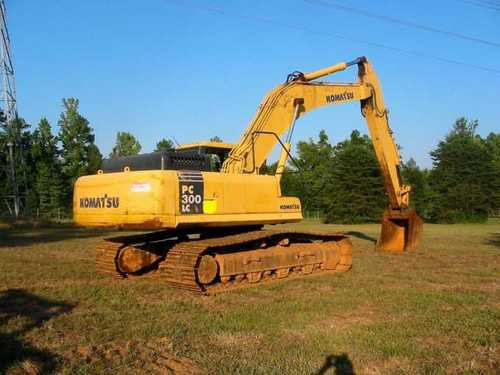 Komatsu PC300-7E0 PC300LC-7E0 Hydraulic Excavator Official Workshop Service Manual
