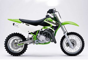 Kawasaki KX65 Workshop Service Repair Manual 2000-2011