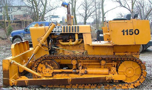 Case 1150 Crawler Dozer Factory Workshop Service Repair Manual