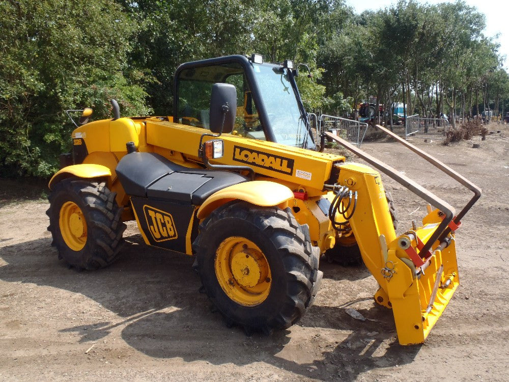 Jcb 504B 526 Telescopic Handler Workshop Service Repair Manual