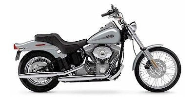 Harley Davidson Softail FXS / FLS All Models Workshop Service Manual 2000-2005