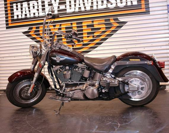 Harley Davidson FLSTF / FLSTFI Fat Boy Service Repair Shop Manual 2000 2001 2002 2003 2004 2005