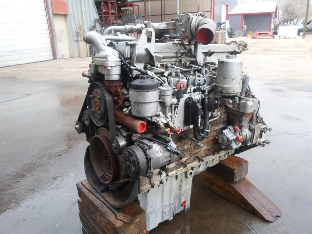 Detroit Diesel DDEC for MBE 900 & MBE 4000 Official Application & Installation Manual