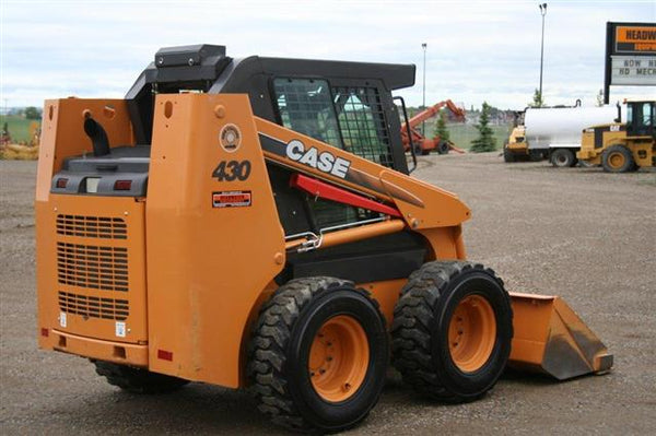 Case 430 440 Skid Steer Loader  U0026 440ct Compact Track