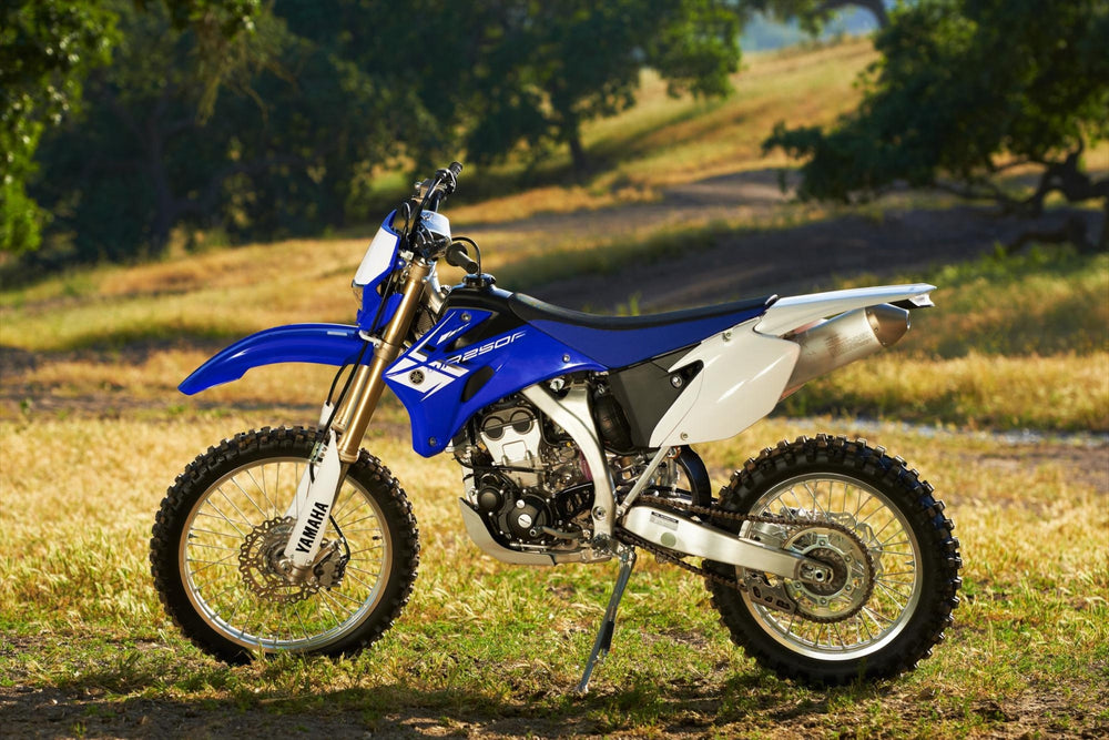 Yamaha WR250 WR250F 4 temps Dirt Bike Official Workshop Service Repair Manual 2013-2014