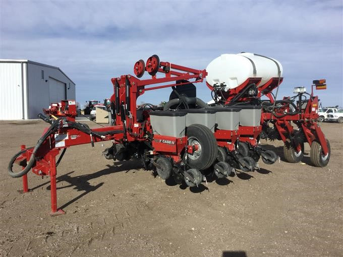 Case IH Early Riser 1250 Front Fold Trailing Planter Official Workshop Service Repair Manual