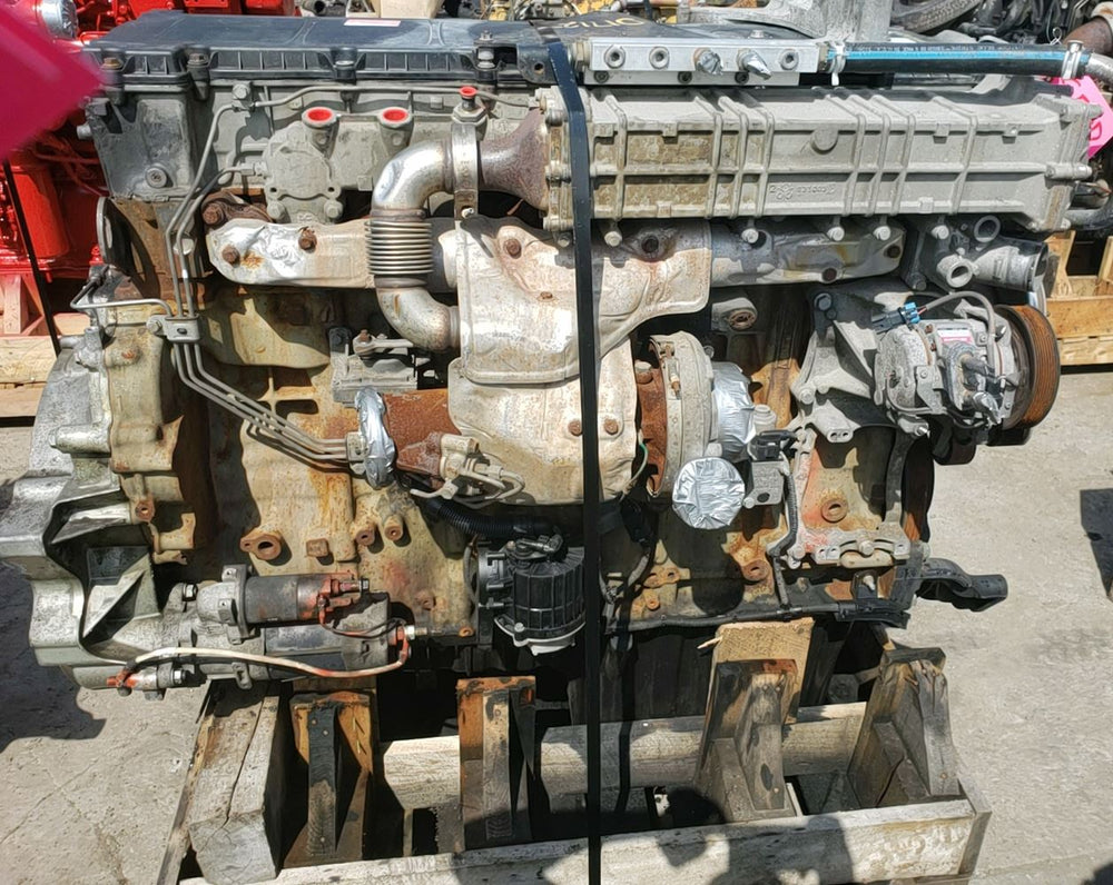 Detroit Diesel DD13 DD15 DD16 EPA10 Official Application & Installation Manual