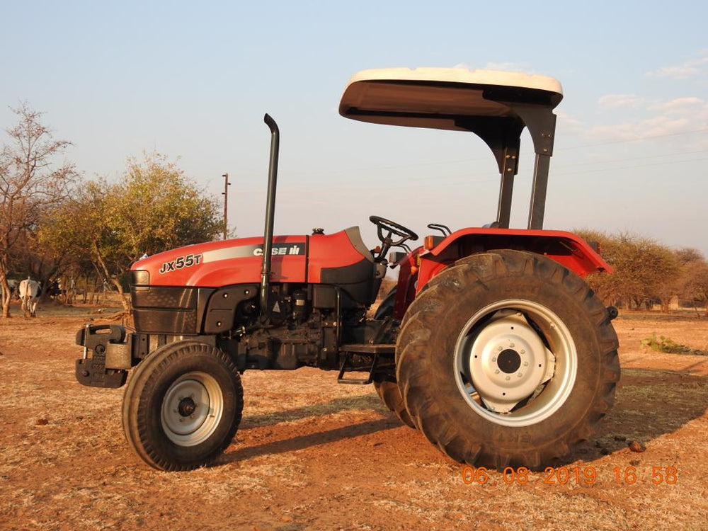Case IH JX55T JX75T Tractors Official Workshop Service Repair Manual