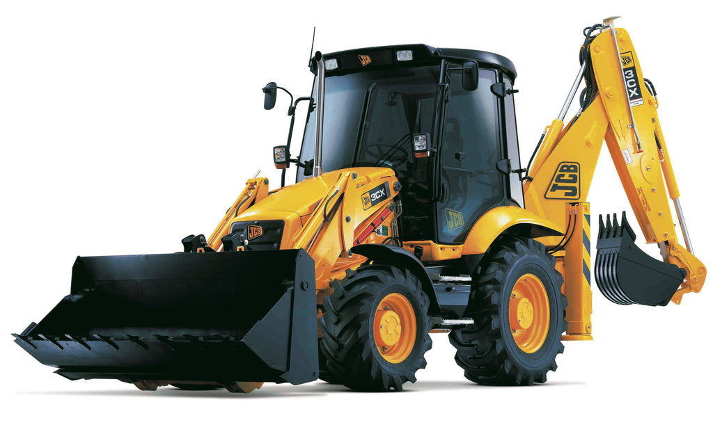 JCB 3C 3CX 4CX Backhoe Loader Workshop Service Repair Manual  Later Serials 960001 to 989999 , 1327000 to 1349999 & 1616000 to 1625999