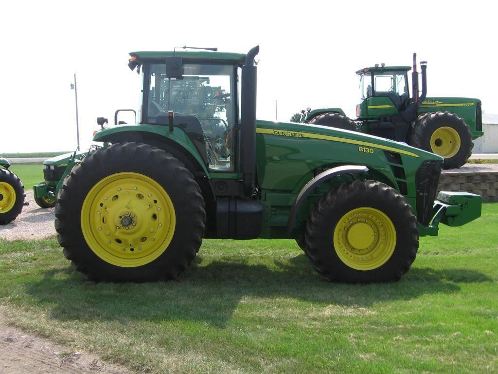 John Deere 8130 8230 8330 8430 Tractors Operation and Test Technical Manual