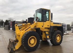 Komatsu WA270-3 WA270PT-3 Wheel Loader Official Workshop Service Repair Technical Manual