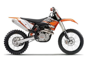 KTM 450 SX-F WorkShop Service Repair Manual 2010