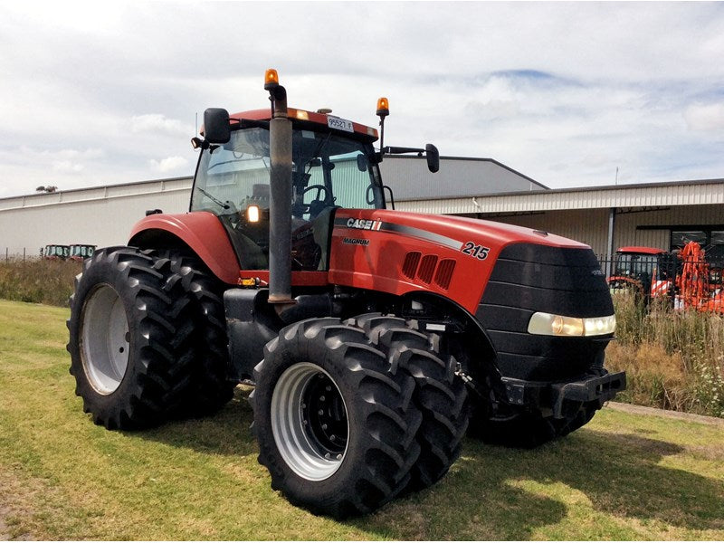 Case IH MX and MAGNUM 215 245 275 305 Tractors Official Service Repair Manual Serials Z7RZ05000 AND AFTER