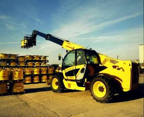 New Holland LM1340 LM1343 LM1345 LM1443 LM1445 LM1743 Turbo Telehandlers Official Workshop Service Manual