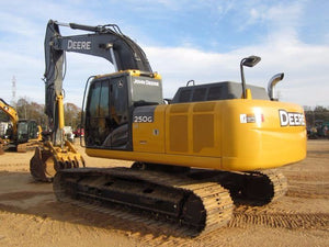 John Deere 250G Excavator Official Operation and Test Service Technical Manual TM13208X19